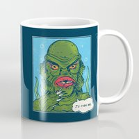 The Sultry Lagoon Mug