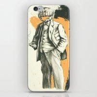Headless iPhone & iPod Skin