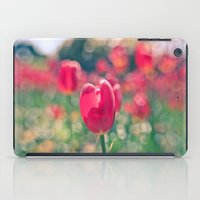 Tulips iPad Case