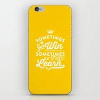 Sometimes You Win, Somet… iPhone & iPod Skin