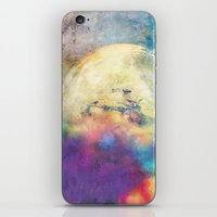 The MOON 3 iPhone & iPod Skin