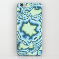 iPhone & iPod Skin featuring Turbulence In MWY 03 by Charma Rose