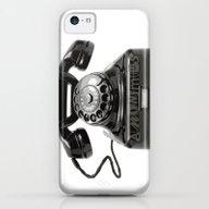 Anonymous iPhone 5c Slim Case