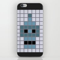 Bender Was Here iPhone & iPod Skin
