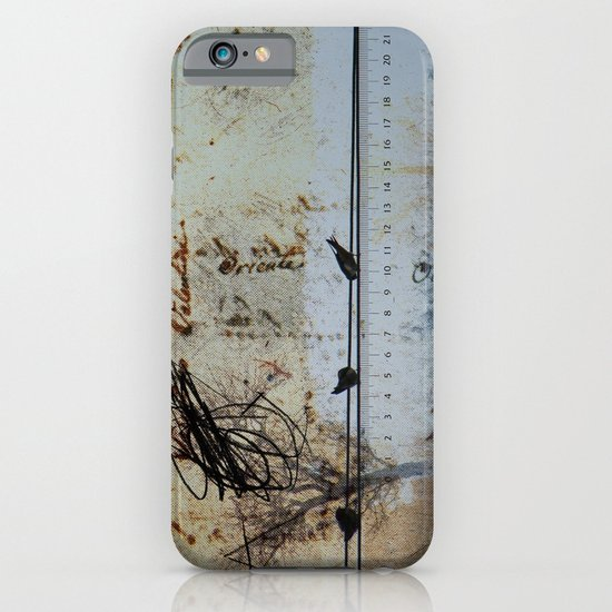 DRESSED LANDSCAPE VI iPhone & iPod Case