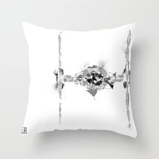 Star Wars Vehicle Tie Fi… Throw Pillow
