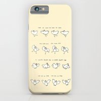 iPhone & iPod Case featuring Chicken Dance by Tyler Feder