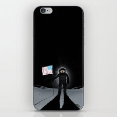 Lunar Walk iPhone & iPod Skin