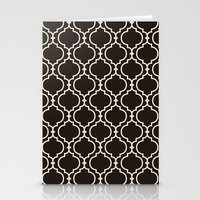 Trellis Patter II Stationery Cards