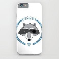 Mr. Raccoon iPhone 6s Slim Case