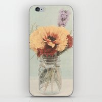 The Bouquet iPhone & iPod Skin