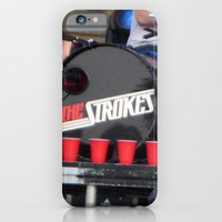 Red Solo - The Strokes iPhone 6 Slim Case