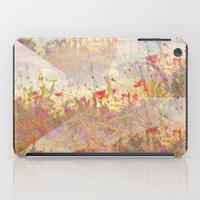 Floral Fantasy iPad Case