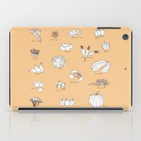 Fruit And Vegetables iPad Case
