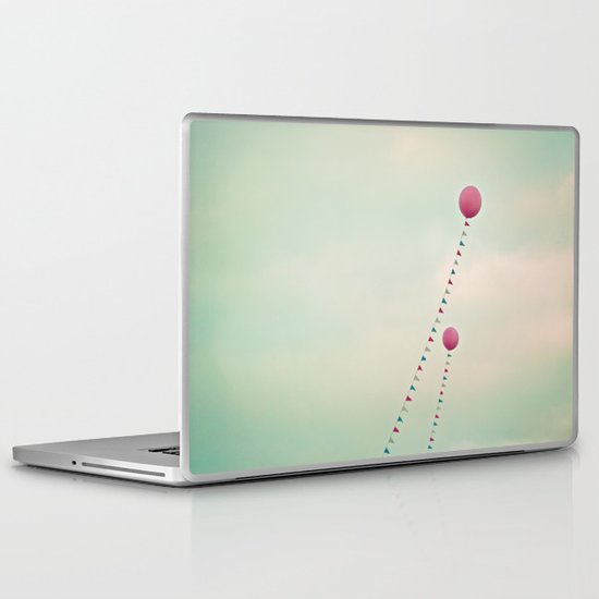 Whimsical Balloons Laptop & iPad Skin