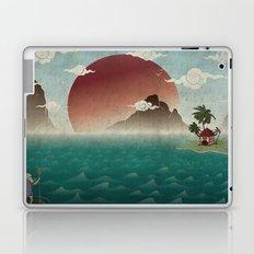 Three Of Seven Laptop & iPad Skin
