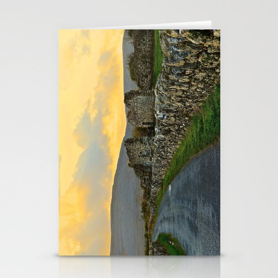 The Road Back to Dublin Stationery Card