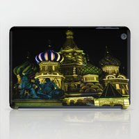 Saint Basil's Cathedral,… iPad Case