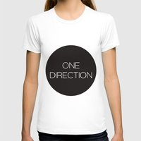 one direction T-shirts featuring One Direction by harrystyless