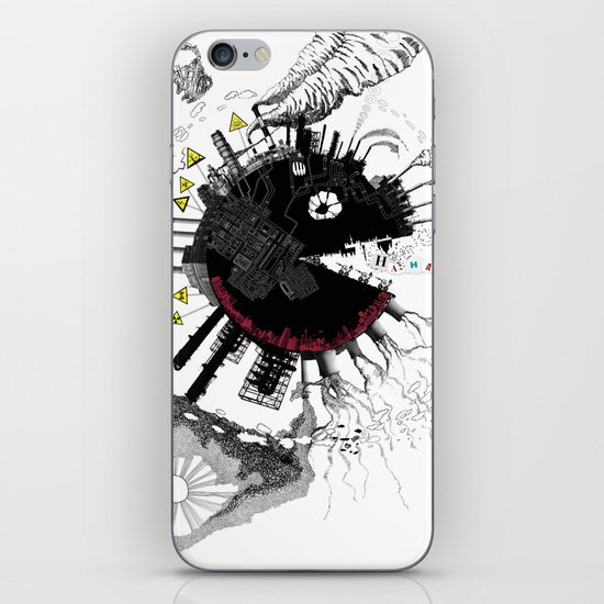 Lost Heaven iPhone & iPod Skin