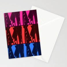 Alien Surf Fiend Stationery Cards