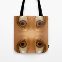 4 Eyes Tote Bag