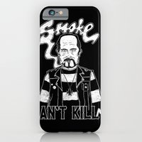 Smoke Can't Kill Me iPhone 6 Slim Case
