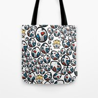 Togepi Egg Minimal Patter Design Pocket Monsters Johto Kanto  Tote Bag