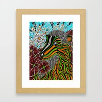 The Bixo Framed Art Print