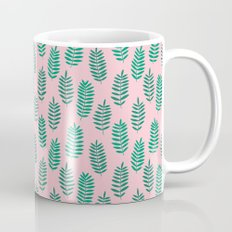 Pattern Project #42 / Ferns Mug