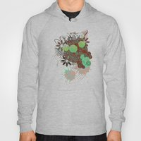Enchanted Flowers Hoody