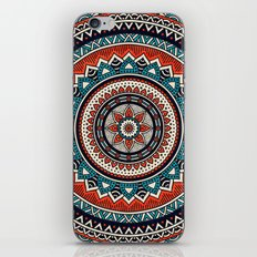 Hippie Mandala 8 iPhone & iPod Skin