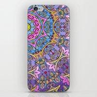 Happy Elegant Summer Cas… iPhone & iPod Skin