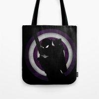 SuperHeroes Shadows : Ha… Tote Bag