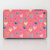 Blow Me One Last Kiss - Pink iPad Case