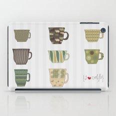 I {❤} Coffee iPad Case