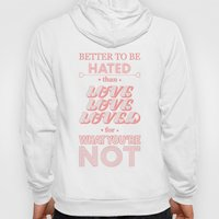 I Am Not A Robot ; Marina and the Diamonds (alternative) Hoody