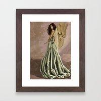 The Rendezvous Framed Art Print