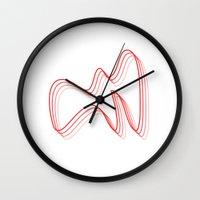 La Grand Vitesse (The Calder) Wall Clock