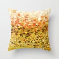 :: Sun Compote :: Throw Pillow