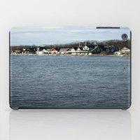 Boathouse Row iPad Case