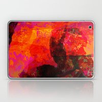 Flames Laptop & iPad Skin