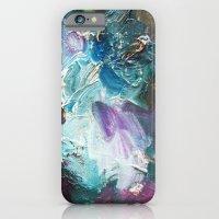 The Garden -Abstract palette art iPhone 6 Slim Case
