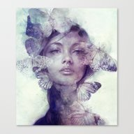 Adorn Canvas Print