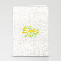 Ends Stationery Cards