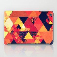 Pure Fire- Triangles iPad Case