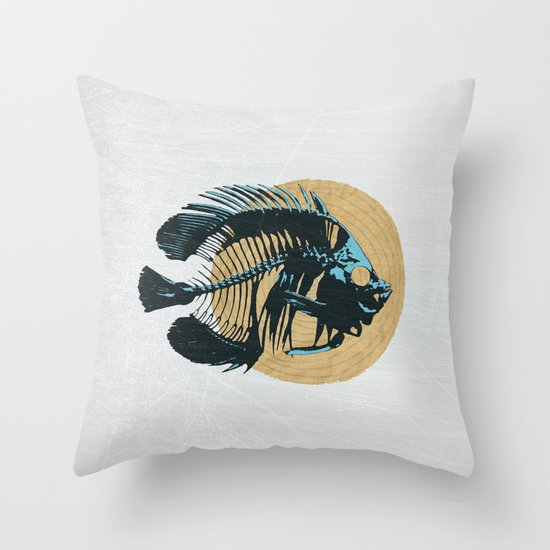 Carnivore Throw Pillow