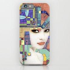 Nouveau Girl 2 (aged finish) Slim Case iPhone 6s