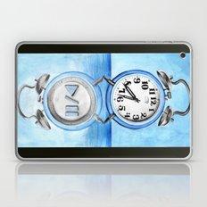 Pause Button Laptop & iPad Skin