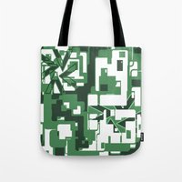 The Green City Tote Bag